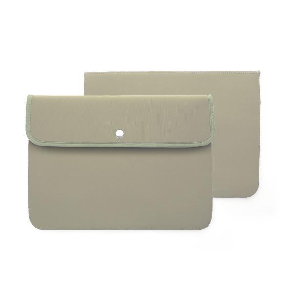 Cabana Laptop Sleeve Office Supplies Computer Bag / Document Bag Bags TCB1513_Kakki