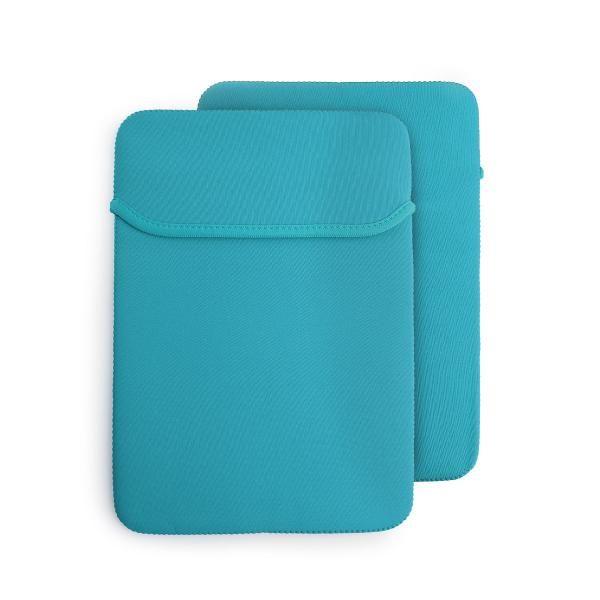 14' Reversible Neoprene Laptop Case Computer Bag / Document Bag Bags TCB1514_Blu