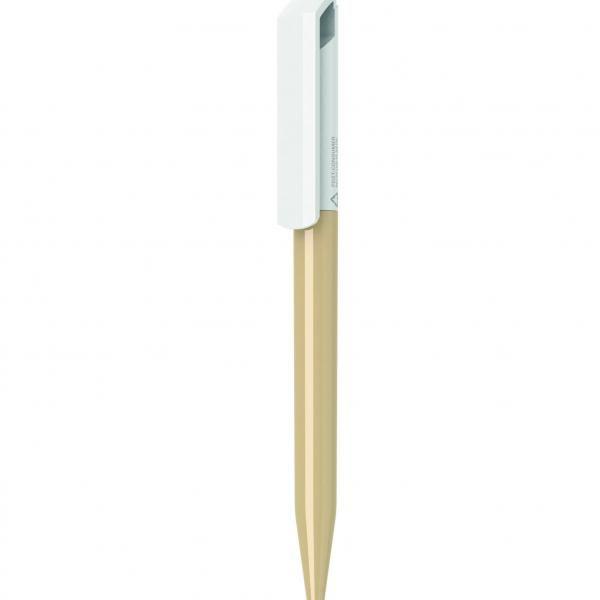 Z1 - CB RE Recyled Plastic Pen Office Supplies Pen & Pencils Eco Friendly Z1-CBRE76
