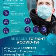 Covid-19 Information Card Printing  Display & Signages Covid-19_Information-Card-front (995)