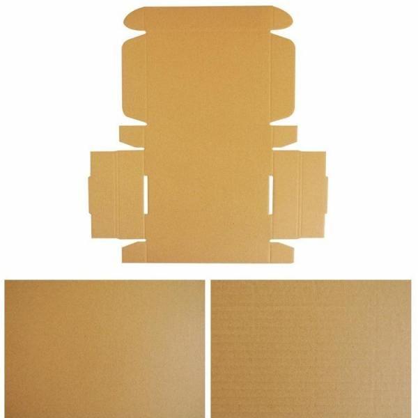 32x20x6cm Kraft Paper Box Printing & Packaging Earth Day zpa1
