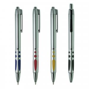 Metallic Plastic Ball Pen - AB Office Supplies Pen & Pencils PPB2803