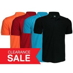 TC Pique Polo Shirt Apparel Shirts Best Deals Largeprod1570