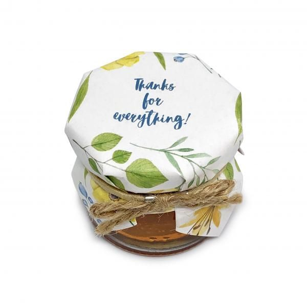 Maple Turquoise Multifloral Honey Jar 30g New Products Food and Drink Supplies Confectionary HSR0008-0-2