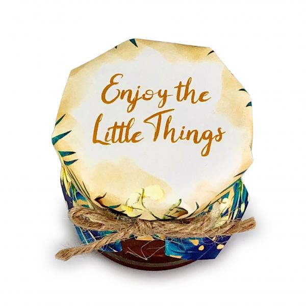 Enjoy the Little Things Multifloral Honey Jar 30g New Arrivals Food and Drink Supplies Confectionary HSR0022-0-1