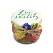 Live Healthy Multifloral Honey Jar 30g New Products Food and Drink Supplies Confectionary HSR0003-0-1