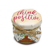 Think Positive Multifloral Honey Jar 30g New Products Food and Drink Supplies Confectionary HSR0005-0-1