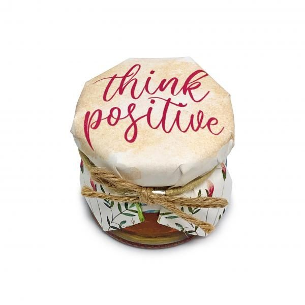 Think Positive Multifloral Honey Jar 30g New Products Food and Drink Supplies Confectionary HSR0005-0-2
