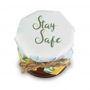 Stay Safe Multifloral Honey Jar 30g New Products Food and Drink Supplies Confectionary HSR0019-0-1
