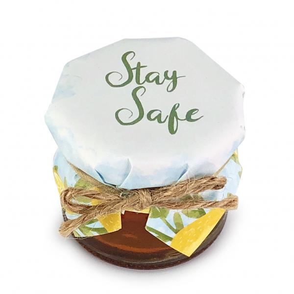 Stay Safe Multifloral Honey Jar 30g New Products Food and Drink Supplies Confectionary HSR0019-0-2