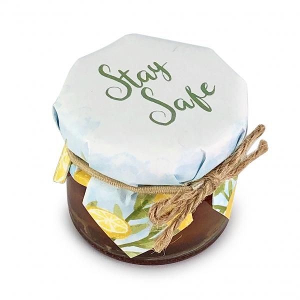 Stay Safe Multifloral Honey Jar 30g New Products Food and Drink Supplies Confectionary HSR0019-0-3