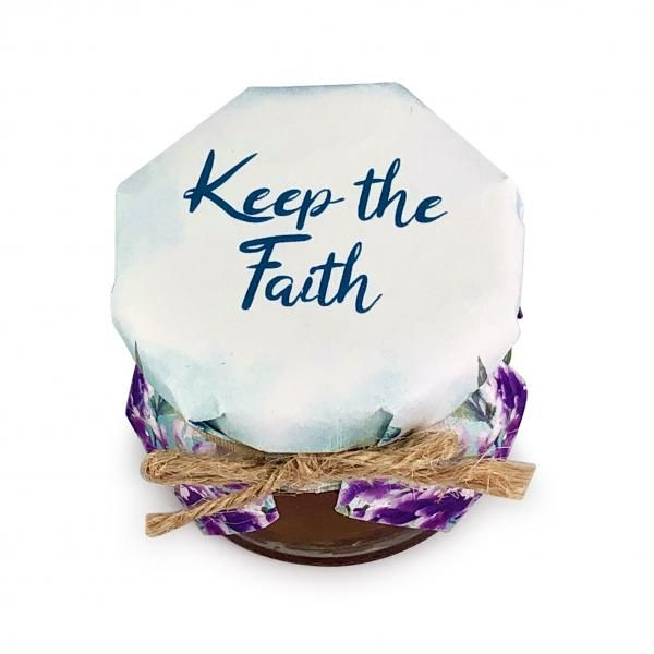 Keep the Faith Multifloral Honey Jar 30g New Products Food and Drink Supplies Confectionary HSR0020-0-2
