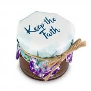 Keep the Faith Multifloral Honey Jar 30g New Products Food and Drink Supplies Confectionary HSR0020-0-3