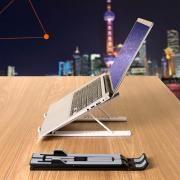 Foldable Plastic Laptop Stand Electronics & Technology E1