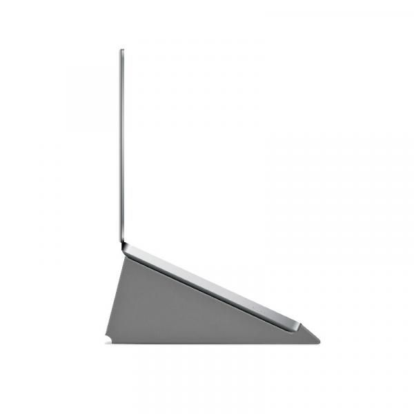 Brand Charger Ascend Foldable Laptop Stand Electronics & Technology Computer & Mobile Accessories BrandchargerAscendSideviewwithlaptop1