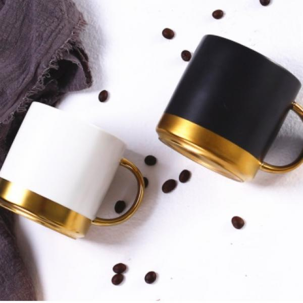 Ceramic Mug with en Design Household Products Drinkwares New Products HDC1076-01