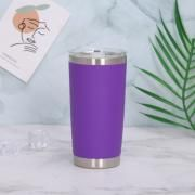 Stainless Steel Travel Tumbler Household Products Drinkwares New Products HDT1023-PUR