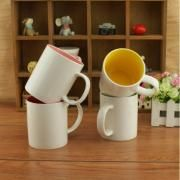 Dual Color Silkscreen Ceramic Mug Household Products Drinkwares New Products HDC1077-1