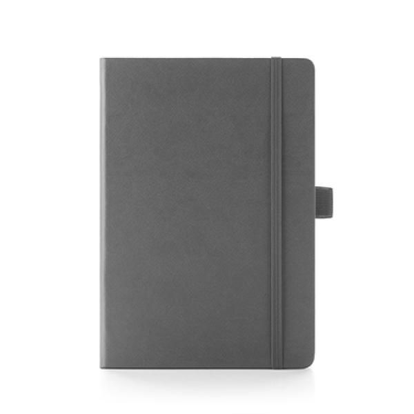 A5 High Quality Muller Notebook Small Leather Goods Office Supplies Other Leather Related Products Other Office Supplies Back To Work ZNO1054Thumb_Grey
