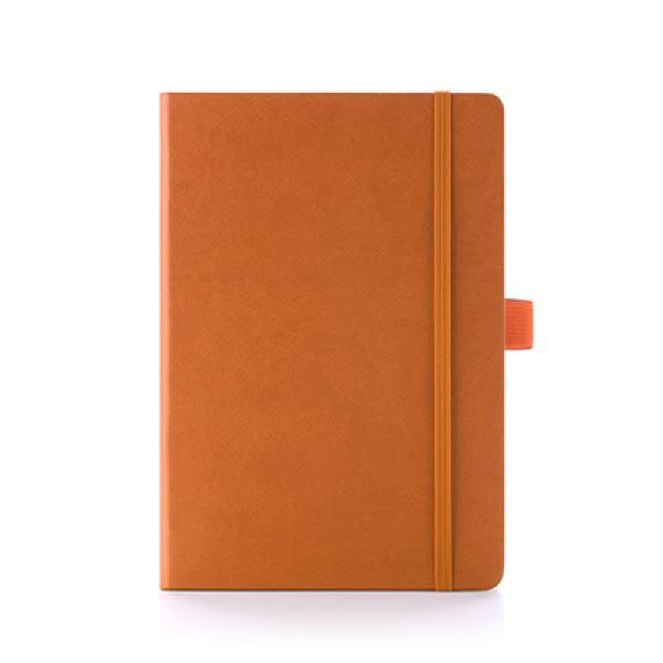 A5 High Quality Muller Notebook Small Leather Goods Office Supplies Other Leather Related Products Other Office Supplies Back To Work ZNO1054Thumb_Orange