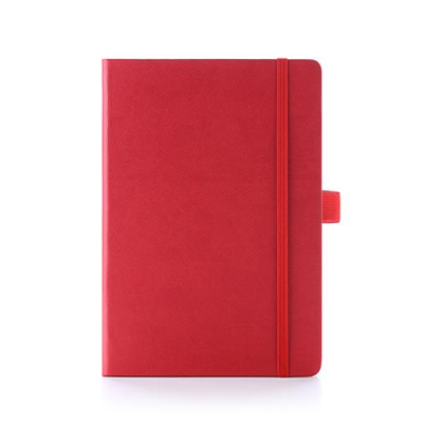 A5 High Quality Muller Notebook Small Leather Goods Office Supplies Other Leather Related Products Other Office Supplies Back To Work ZNO1054Thumb_Red