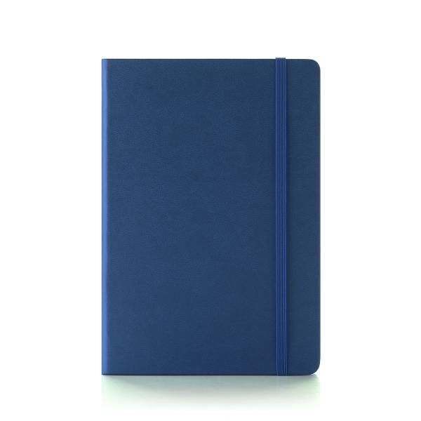 A5 High Quality Muller Notebook Small Leather Goods Office Supplies Other Leather Related Products Other Office Supplies Back To Work ZNO1054HD_NavyBlue