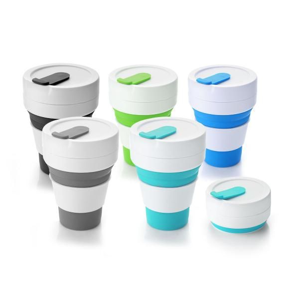 Collapsible Coffee Mug Household Products Drinkwares HDC1036HD_Grp