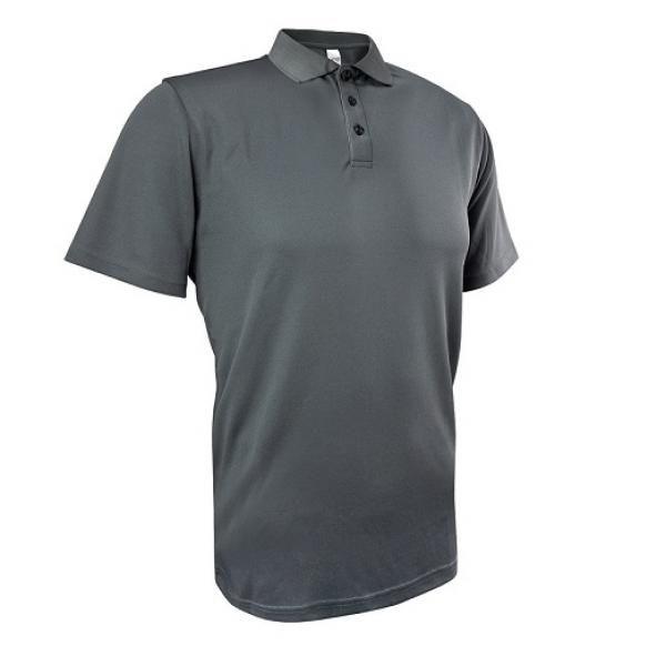 UB04P UNO Fresco Quick Dry Polo Tee Apparel Shirts UB04P_Grey