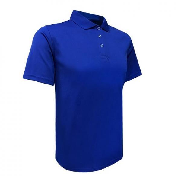 UB04P UNO Fresco Quick Dry Polo Tee Apparel Shirts UB04P_Royal-Blue