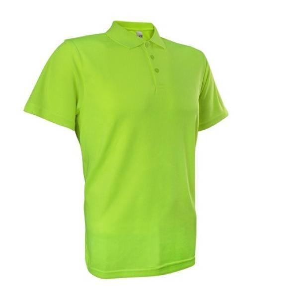 UB04P UNO Fresco Quick Dry Polo Tee Apparel Shirts UB04P_Yellow