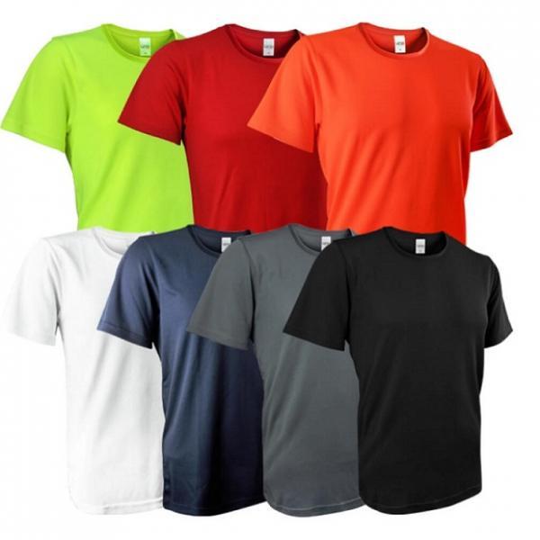 UB03R UNO Fresco Quick Dry Round Neck Tee Apparel Shirts ub03r-all