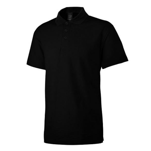 UB06P UNO Verano Premium Cotton Polo Tee Apparel Shirts verano-black