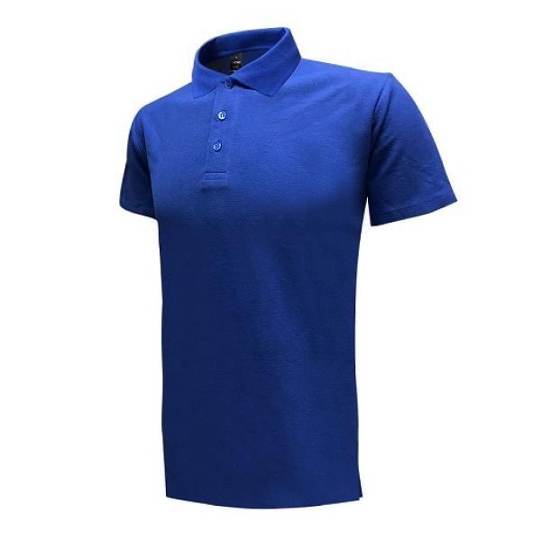 UB06P UNO Verano Premium Cotton Polo Tee Apparel Shirts verano-blue