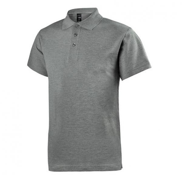 UB06P UNO Verano Premium Cotton Polo Tee Apparel Shirts verano-grey