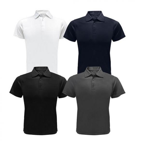 UB11P UNO Lugio Quick Dry Interlock Polo Tee Apparel Shirts UB11P-all