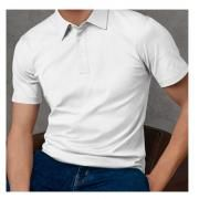 UB11P UNO Lugio Quick Dry Interlock Polo Tee Apparel Shirts UB11P-main