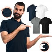 UB08P UNO Supremo CVC Polo Tee Apparel Shirts UB08P-supremo-main