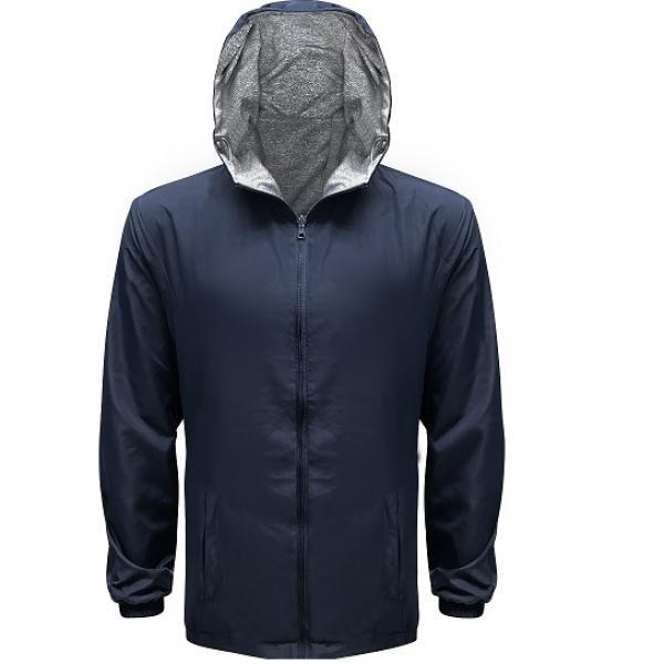 UJ10R UNO Reverso Hoodie Jacket Apparel Jacket 1Blue