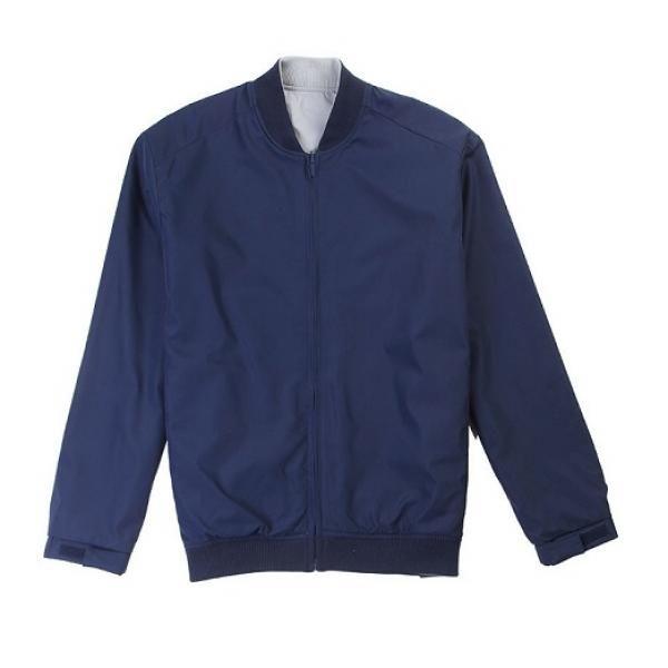 UJ05B UNO Doppio Reversible Jacket Apparel Jacket UJ05B-Navy