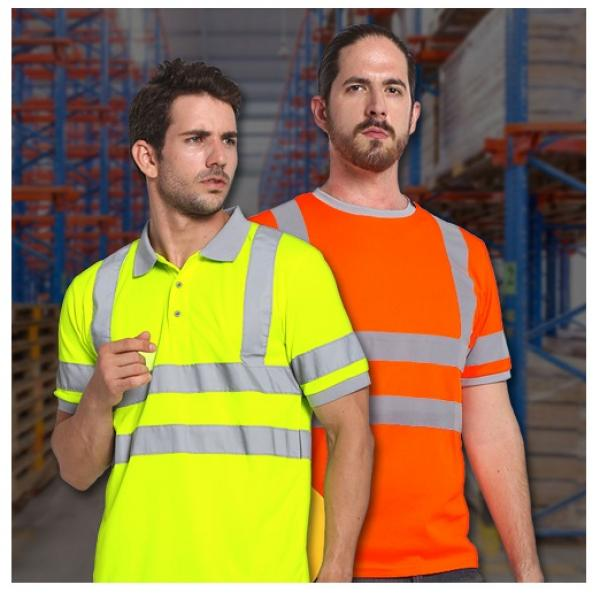 UR02P UNO Reflective Polo Apparel Other Reflective-workwear_main