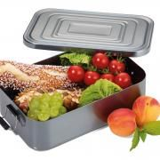 Troika Lunchbox XL New Arrivals Food & Catering Packaging HKL1044-SLV-02