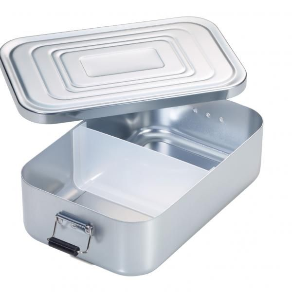 Troika Lunchbox XL New Arrivals Food & Catering Packaging HKL1044-SLV-04