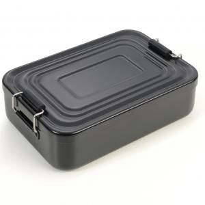 """Troika Lunchbox """"BLACK BOX"""" New Arrivals Food & Catering Packaging Others Food Packaging HKL1045-BLK-01"""