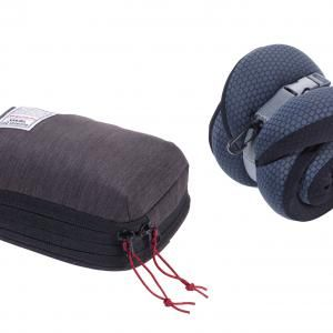 """Troika Travel Neck Pillow """"BUSINESS TRAVEL PILLOW"""" Other Travel & Outdoor Accessories Other Travel & Outdoor Accessories New Arrivals OTS1012-GRY-01"""