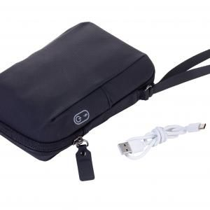 """Troika UV cleaning case """"UV-TRAVELLER"""" New Arrivals Personal Protective Equipment (PPE) Other Personal Care Products EUV1004-BLK-01"""