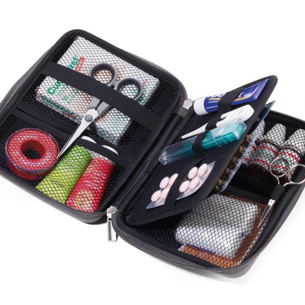 Troika Organizer Zipper Case Travel Bag / Trolley Case Small Pouch Travel & Outdoor Accessories Other Travel & Outdoor Accessories Bags New Arrivals OHT1004-GRY-04