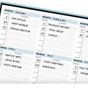 Rocketbook Panda Planner - Letter Office Supplies Other Office Supplies New Arrivals 10572