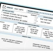Rocketbook Panda Planner - Letter Office Supplies Other Office Supplies New Arrivals 10573