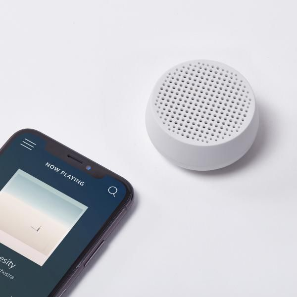MINO S Pocket-sized 3W Bluetooth speaker Electronics & Technology Other Electronics & Technology Computer & Mobile Accessories New Arrivals EMS1086-WHT-LX-03