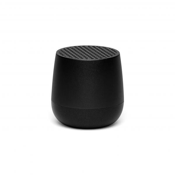 MINO+ Wirelessly rechargeable Bluetooth speaker Electronics & Technology Other Electronics & Technology Computer & Mobile Accessories New Arrivals EMS1087-BLK-LX-01